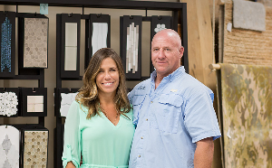Amy and Ken Flickinger