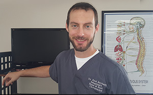 Photo of Dr. Fred Reichert of Advanced Chiropractic Solutions